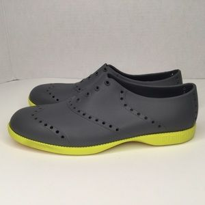 Biion golf shoes. Designed in Canada.
